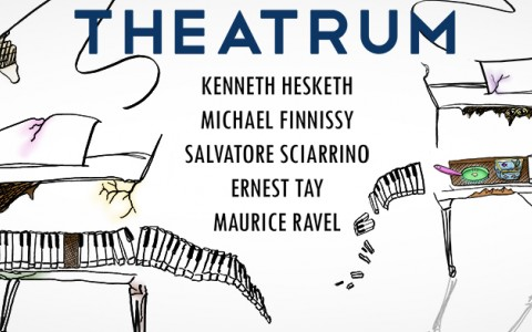 The B-L Piano Duo presents THEATRUM