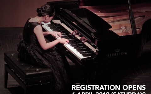 Singapore Asia Youth Piano Competition 2019 (Registration)