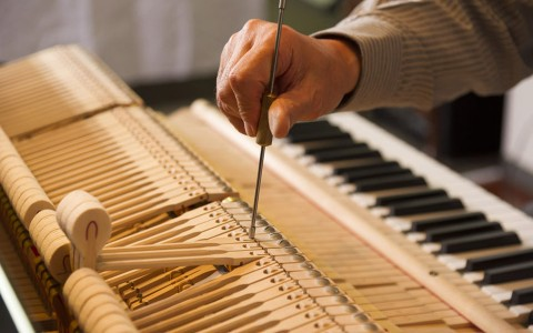 What Is The Difference Between A Piano Tuner And A Piano Technician?