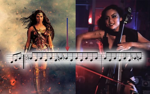 Wonder Woman Theme - Why It Is So Intense And Powerful