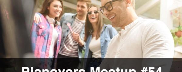Pianovers Meetup #54