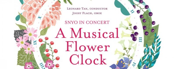SNYO In Concert - A Musical Flower Clock