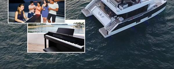 Pianovers Sailaway #2