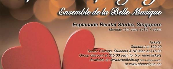 """""""Love & Longing"""" - Ensemble de la Belle Musique"""