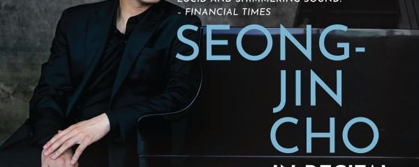 Seong-Jin Cho in Recital