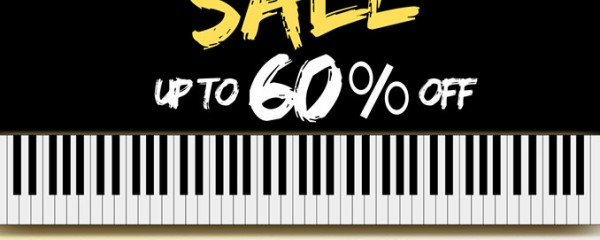 Absolute Piano Oct 2019 Sales