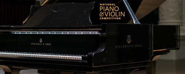 National Piano & Violin Competition 2019: Piano Artist Finals