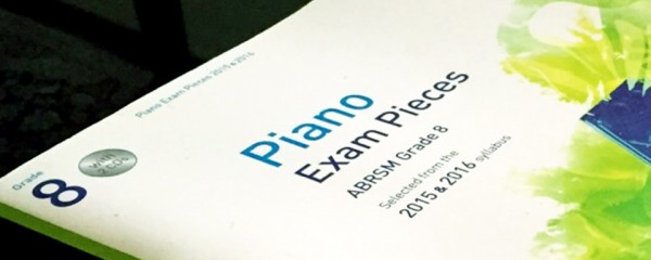 Finding and Listening to Piano Exam Pieces Before Choosing