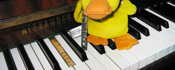 Remembering My Alexander Herrmann Piano