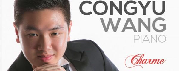 Congyu Wang New CD Release October 2015