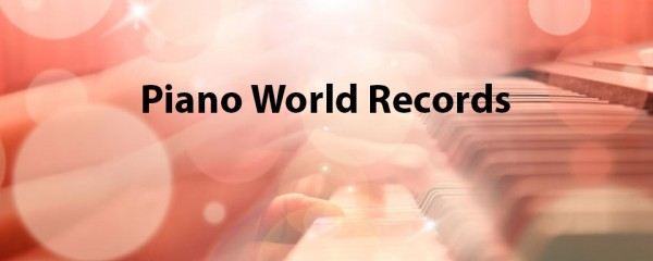World Records related to Piano