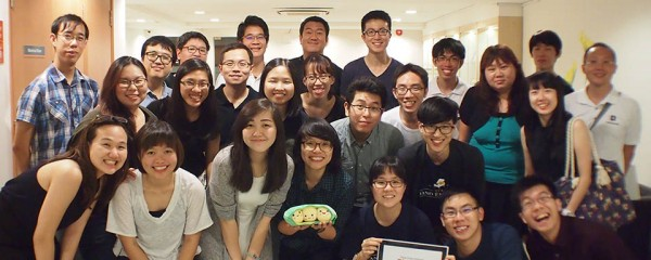 NUS Piano Ensemble Alumni Concert on 09 January 2016