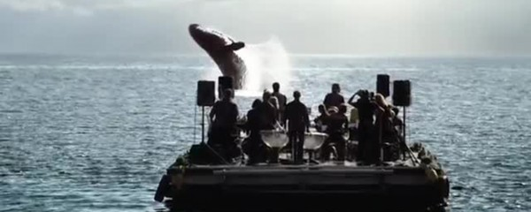 Dreams Of Communicating With Whales Through Music