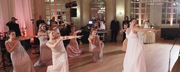Flash Mobs And Music Capture People's Imagination
