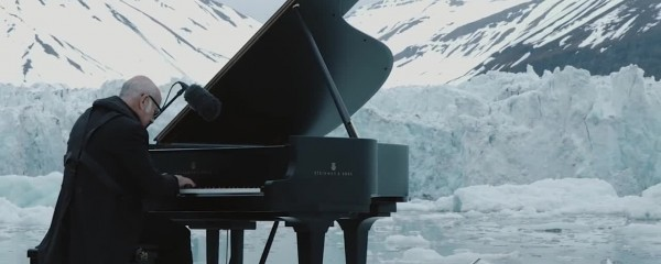 Piano and Ice