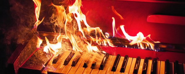 Why people burn their pianos