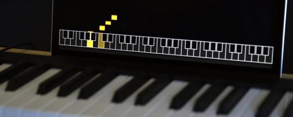 A Human-Computer Piano Duet