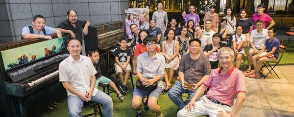Pianovers Meetup #58 Digest