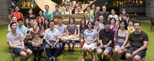 Pianovers Meetup #63 Digest