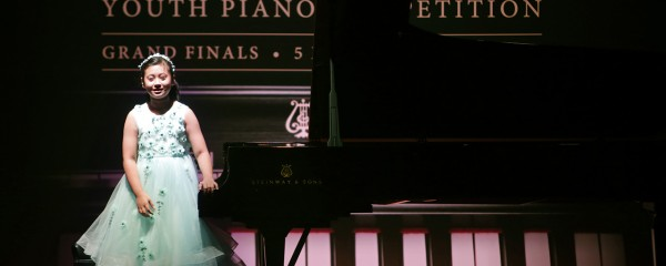 Jessie Meng Yi Rui Xue, Grand Prize Winner of 4th Steinway Youth Piano Competition 2018