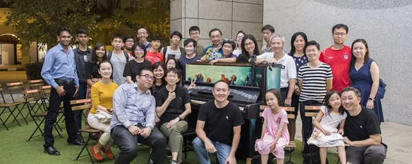 Pianovers Meetup #109 Digest