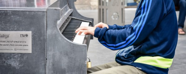 Cadenza Piano: The First All-Weather Music Instrument From Israel