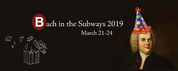 "Pianovers Meetup #115 Will Celebrate Bach In The Subways 2019 (Singapore)Pianovers Meetup #115 Will Celebrate ""Bach In The Subways"" 2019 (Singapore)"