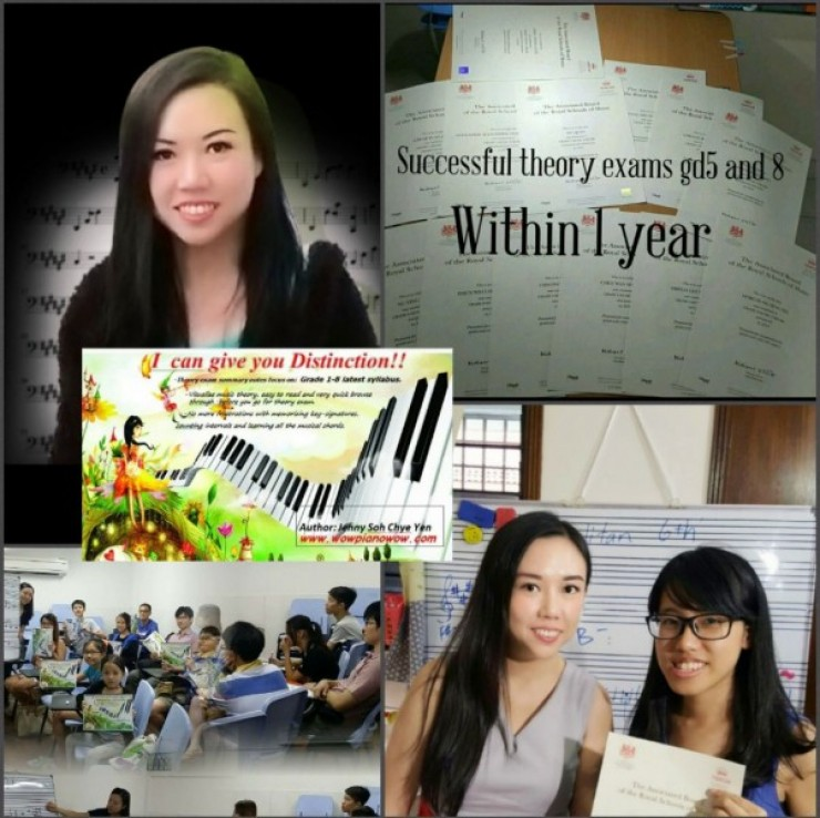 Intensive music theory crash course with master teacher Jenny Soh