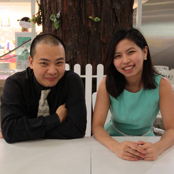 Lim Yan, and Lee Shi Mei