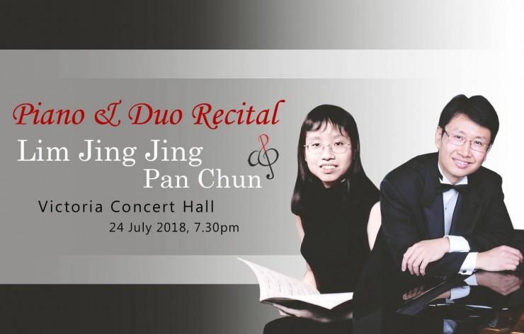 Piano & Duo Recital By Lim Jing Jing & Pan Chun