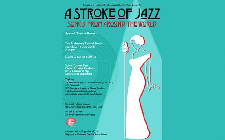 A Stroke of Jazz