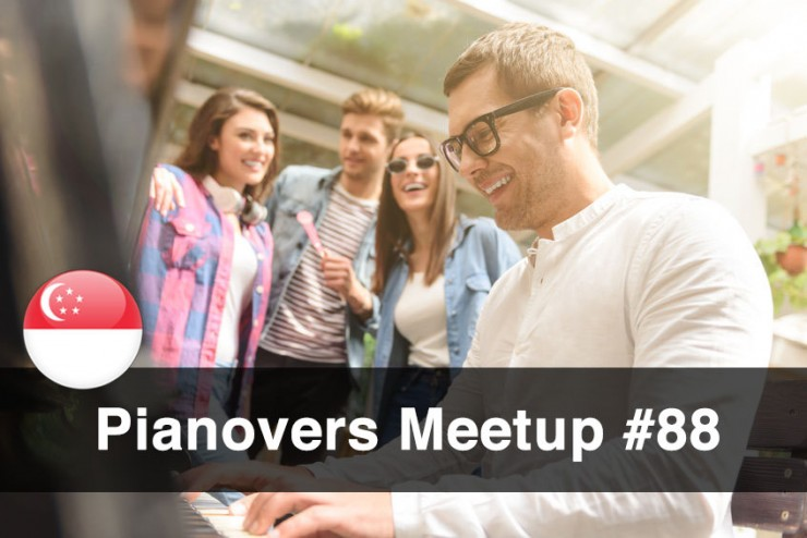 Pianovers Meetup #88 (NDP Themed)