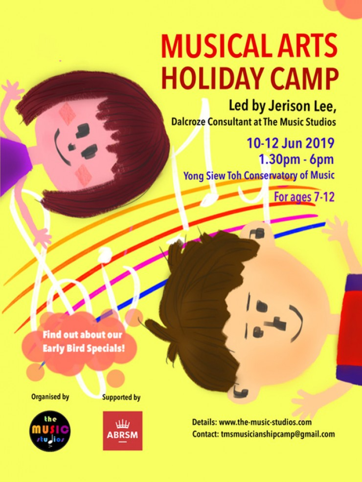 Musical Arts ​Holiday Camp: Exploring The World Through Music