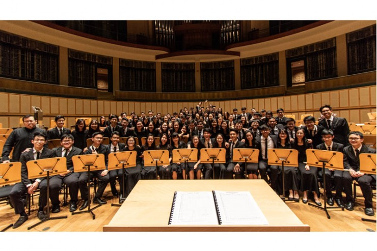 Limelight 2019, Victoria Junior College Symphonic Band