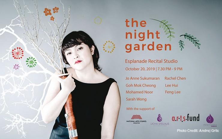 The Night Garden Launch Concert