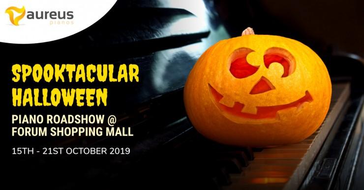 Spooktacular Halloween Roadshow
