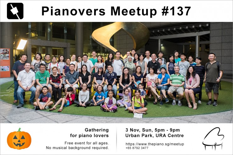 Pianovers Meetup #137