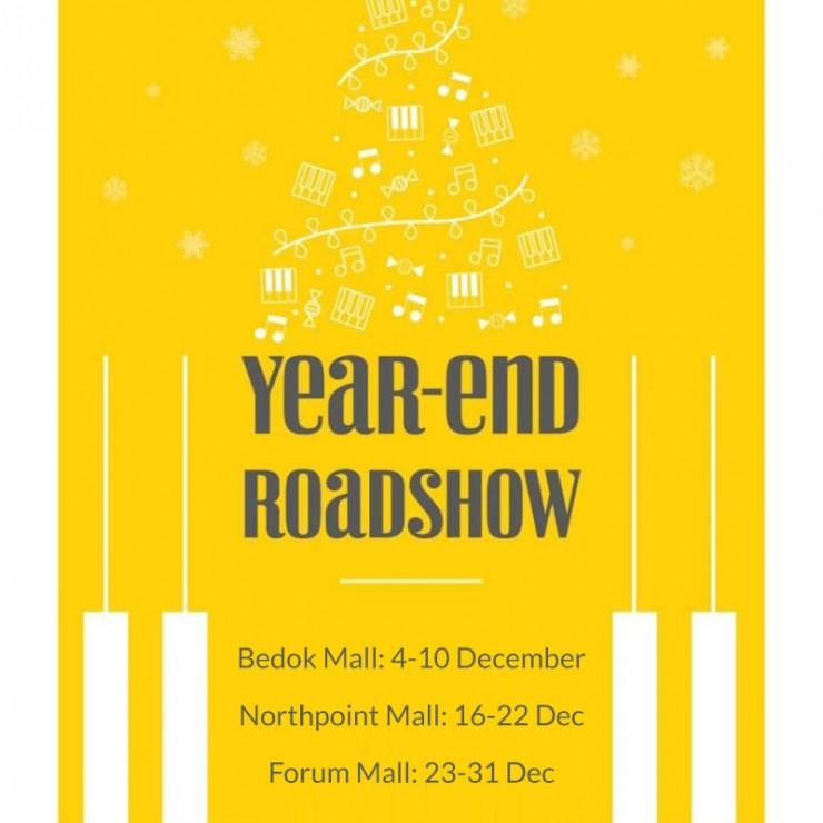 Aureus Pianos Year End RoadShow 2019