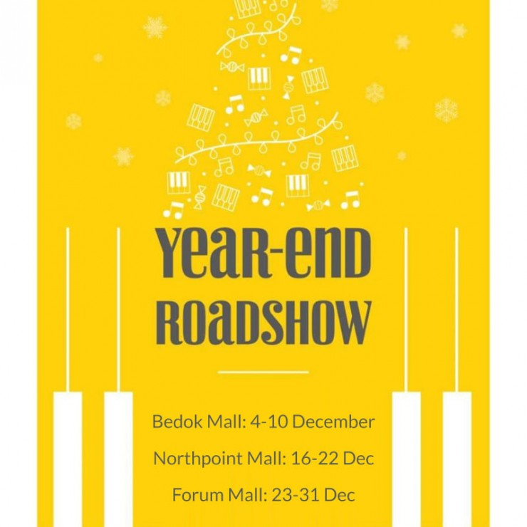 Aureus Pianos Year End RoadShow 2019