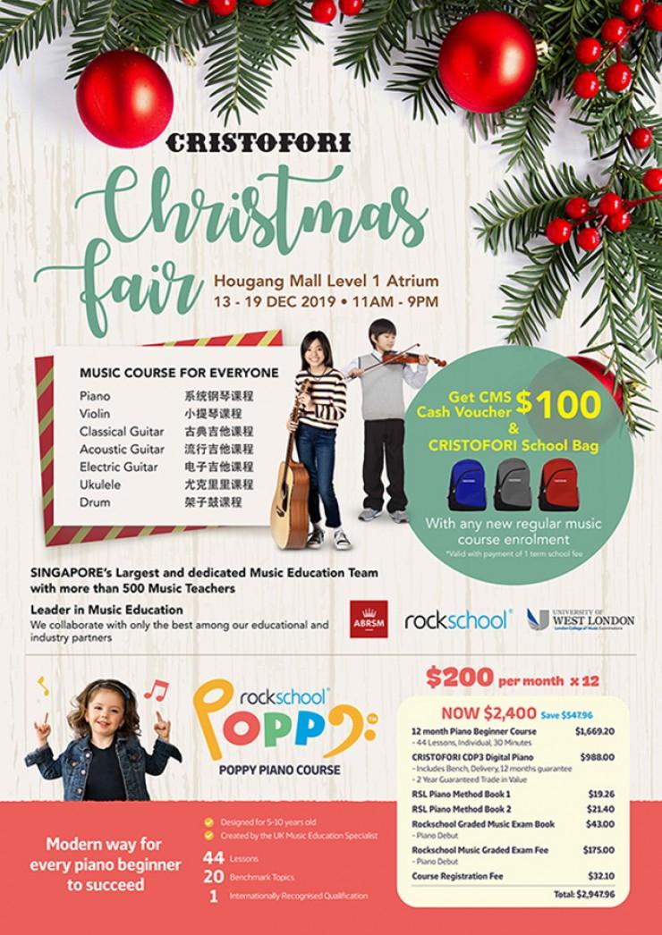 Hougang Christmas Fair