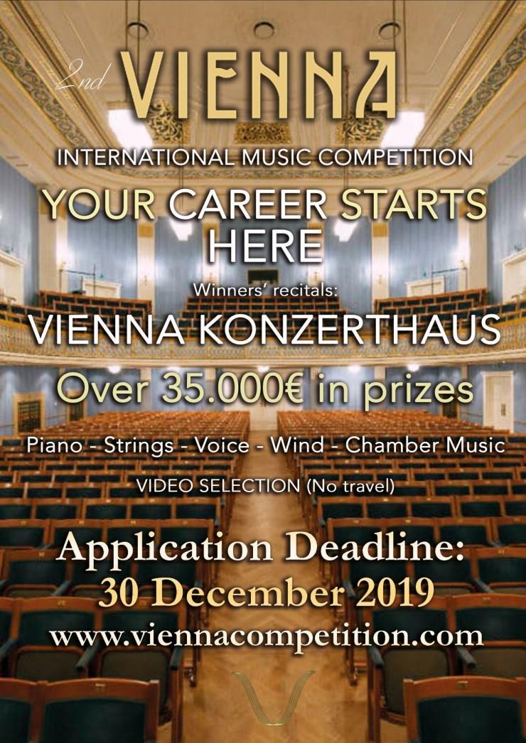 2nd Vienna International Music Competition
