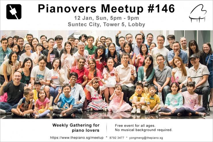 Pianovers Meetup #146