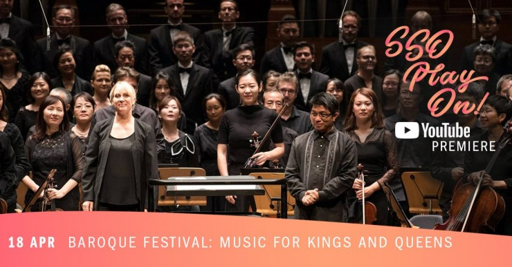 YouTube Premiere: Baroque Festival - Music for Kings & Queens
