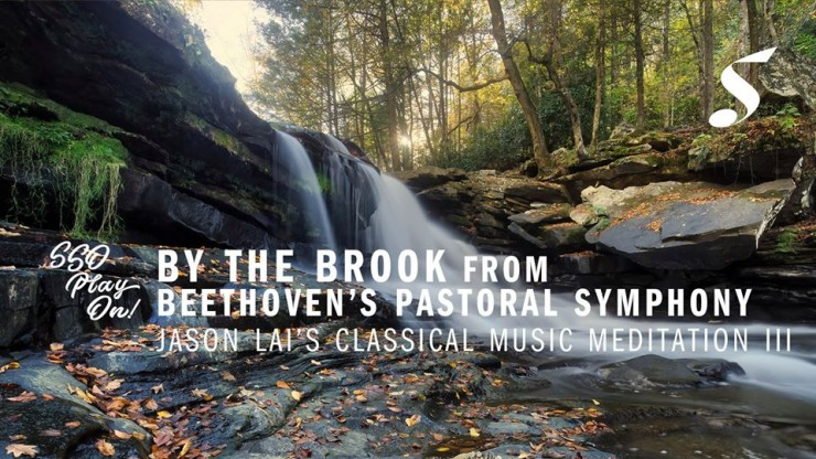 SSOPlayOn! Jason Lai's Classical Music Meditations III