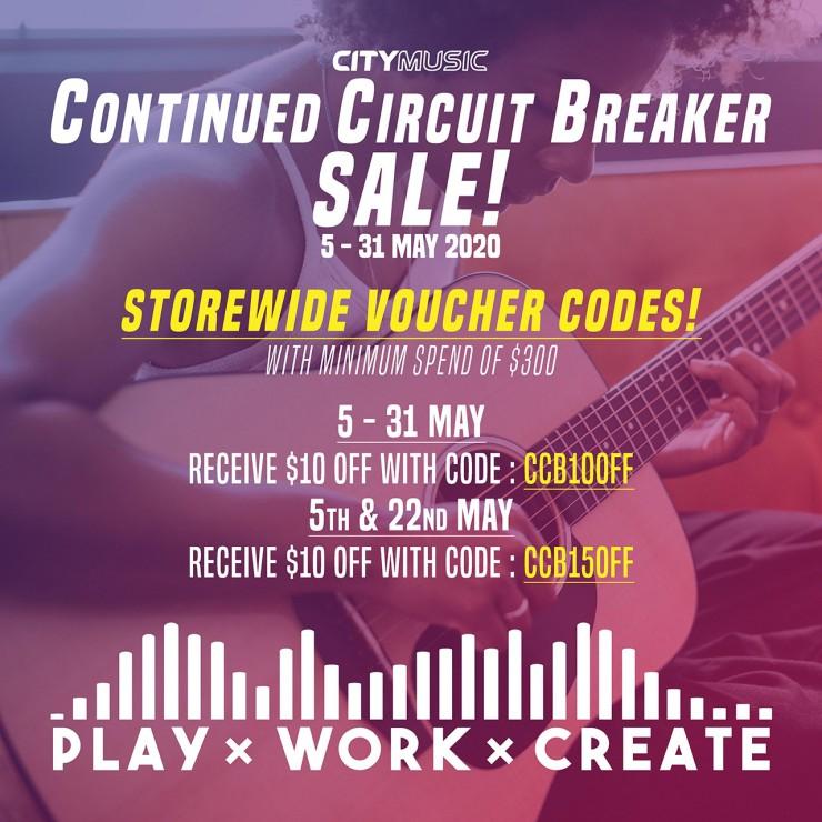 City Music CCB Sales 2020