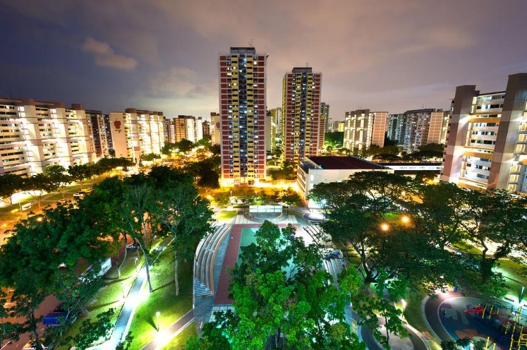 What Time After Must You Stop Playing The Piano At Night In Singapore?