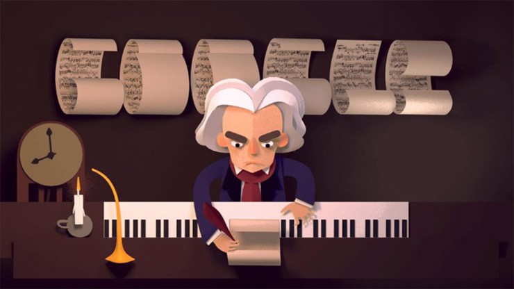 Celebrating Ludwig van Beethoven's 245th Year