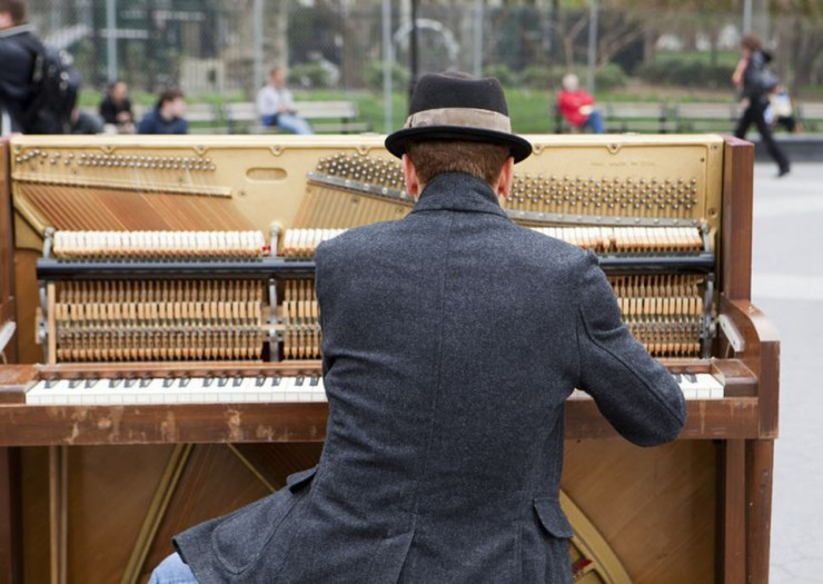 Busking Opportunities Abound For Piano Enthuasiasts In Singapore