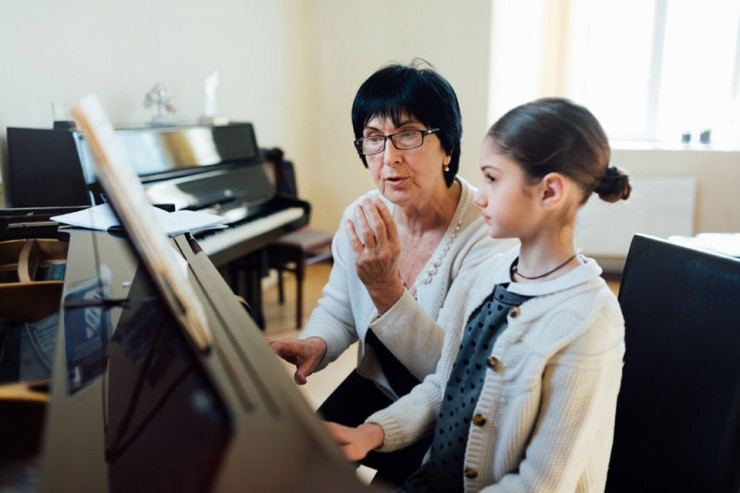 What Is A Piano Masterclass