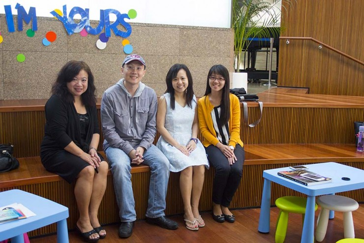 Second ThePiano.SG Piano Teachers' Outing